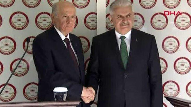 YSK'ya Erdoğan için ortak başvuru