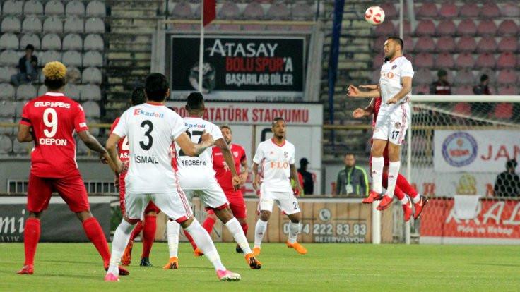 Finalin adı: BB Erzurumspor-Gazişehir Gaziantep