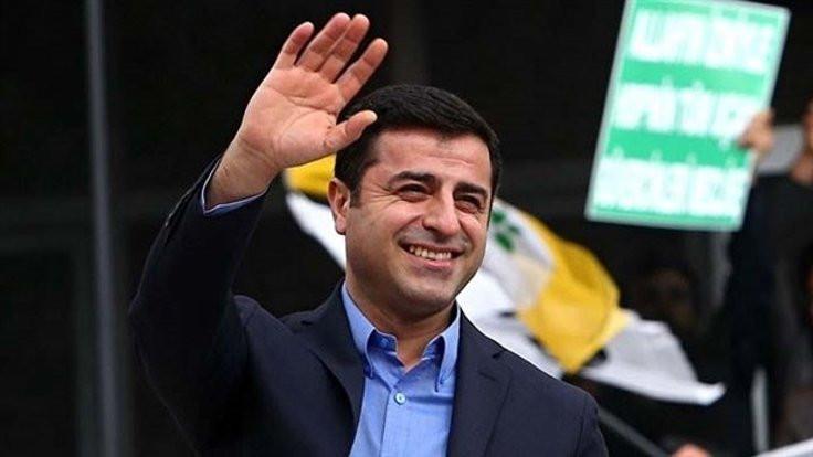 Demirtaş: Bana gönderilen soruları FOX TV'de HDP Eşbaşkanları yanıtlayacak
