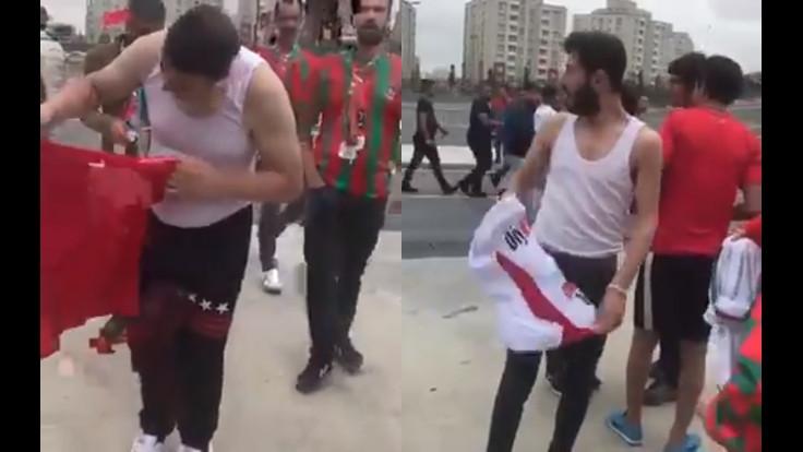 Diyarbekir maçına Amedspor forması alınmadı