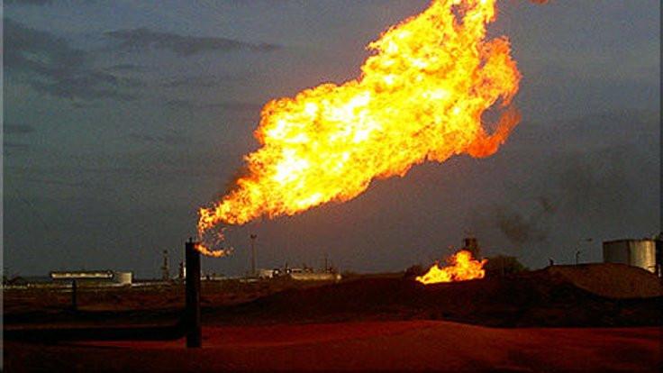 Mart'ta doğalgaz ithalatı geçen yıla göre azaldı