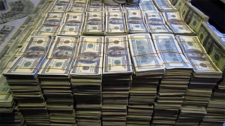 Finansal kesim dışı firmaların döviz açığı 221 milyar dolar