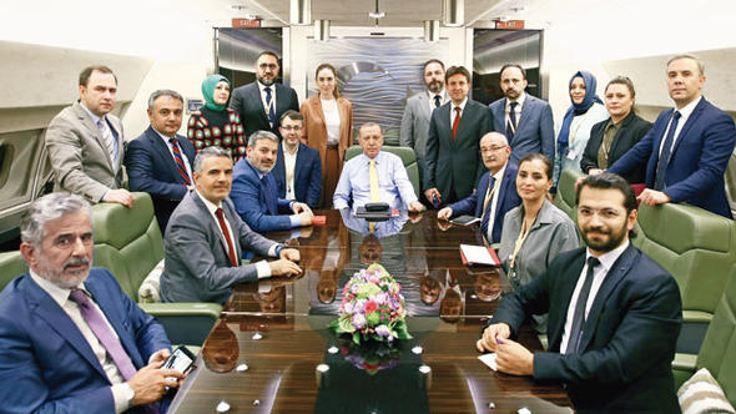 Erdoğan: Prensiplere uymayanları eledik