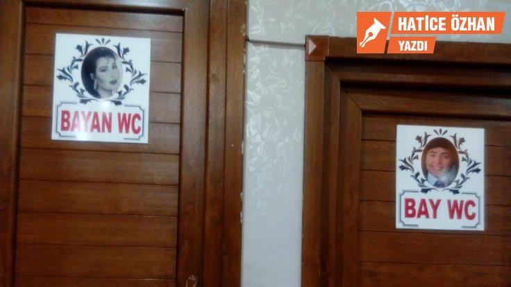 Tuvaletteki Bülent Ersoy fotoğrafları ne anlatıyor?