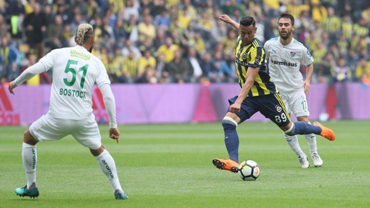 Fenerbahçe 90'da kazandı