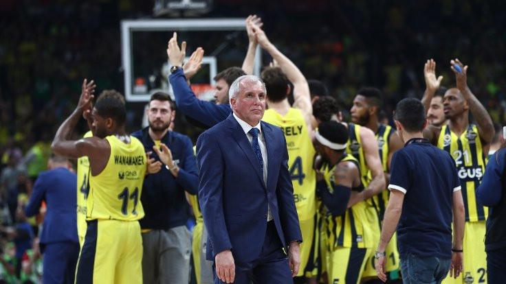Fenerbahçe 3. kez Eurolegue finalinde!
