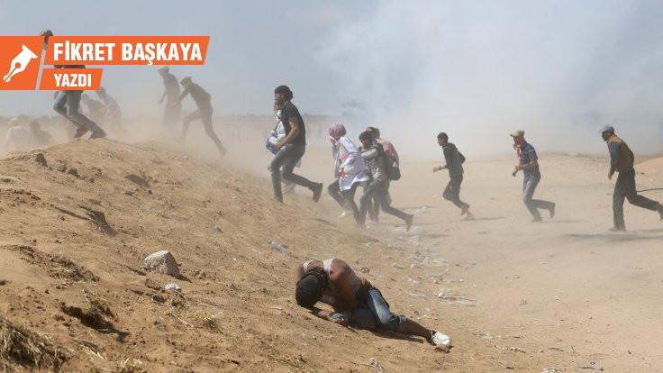 Filistin: 70 yıllık insanlık utancı…