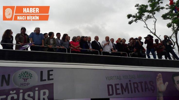 Ahmet Şık ilk kez politikacı!
