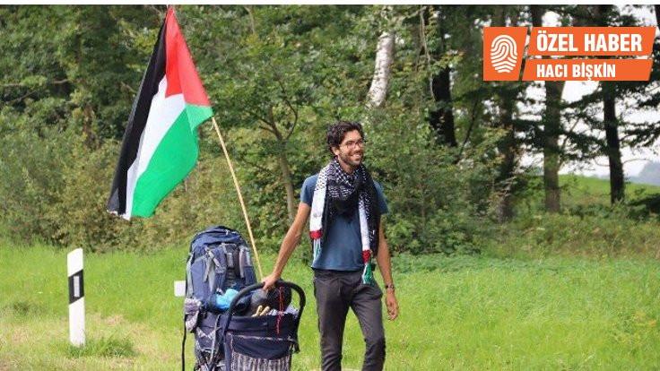 'Filistin özgürleşmeden bu yolculuk bitmez'