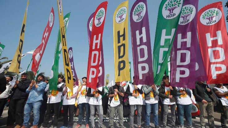 HDP'de kim nereden aday?