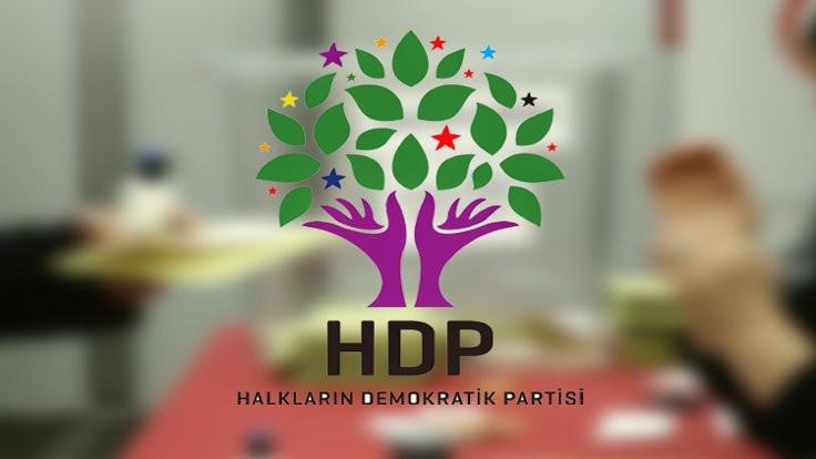 HDP'den seçim toplantısı