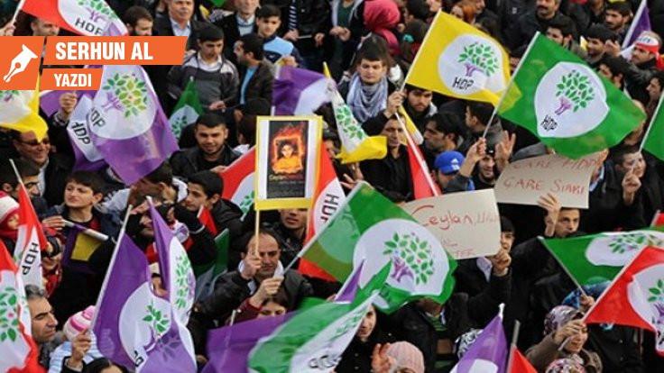 HDP'nin zorlu mayası