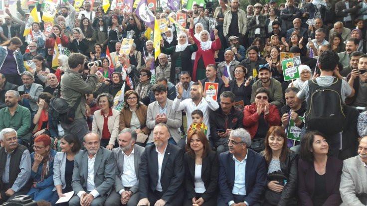HDP açıkladı: Adayımız Selahattin Demirtaş