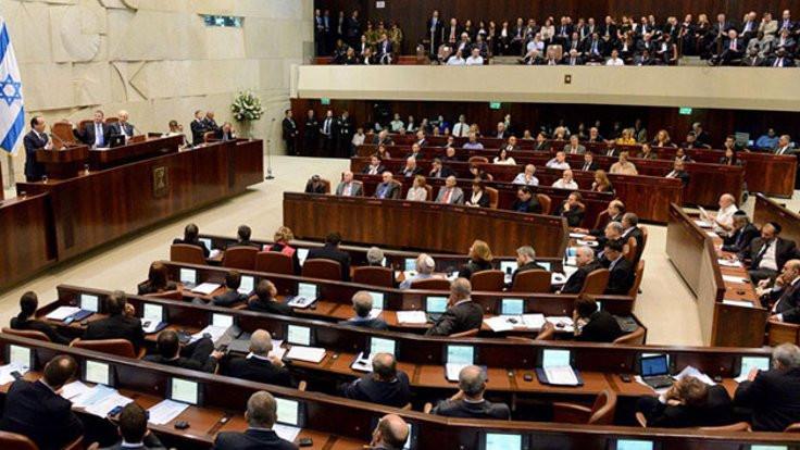 İsrail, Ermeni Soykırımı tasarısını geri çekti