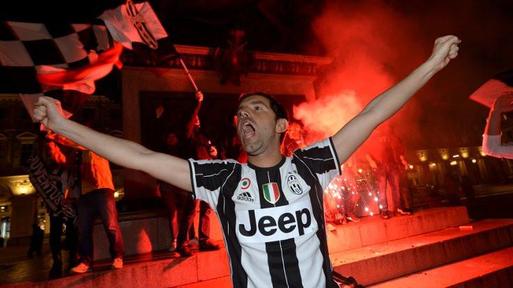 Juventusşampiyonluğunu ilan etti