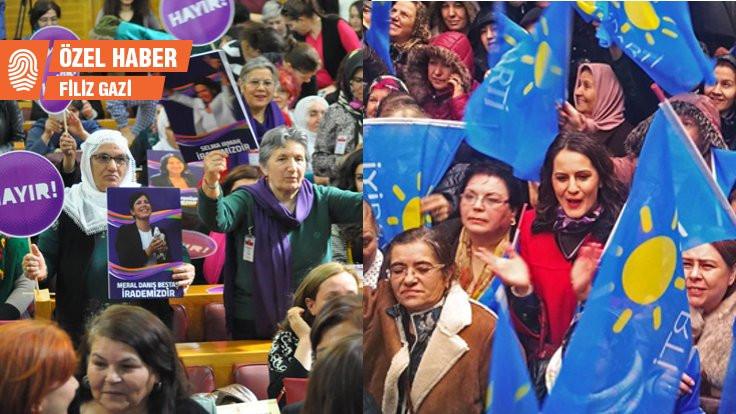 İYİ Parti ve HDP'li kadın adaylar anlatıyor