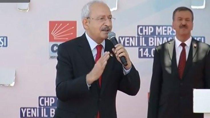 Kılıçdaroğlu: 'Taşerona kadro olmaz' diyordun oldu