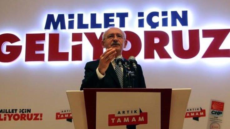 Erdoğan'a teklif: SSK'yı konuşalım