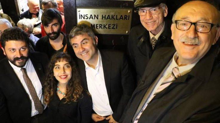 Mülkiye'de İnsan Hakları Merkezi yeniden açıldı