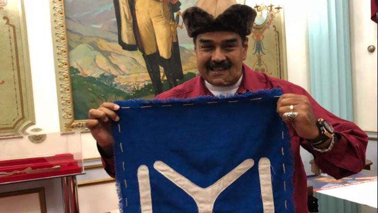 Diriliş Maduro!