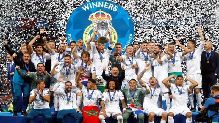 Avrupa'nın en büyüğü yine Real Madrid!