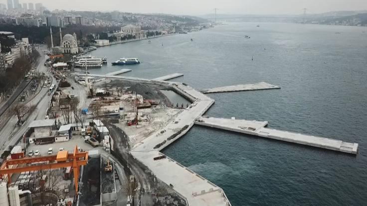 İBB: Martı projesi devam ediyor
