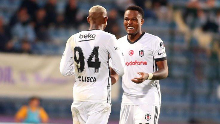 Gol düellosunda kazanan Beşiktaş oldu