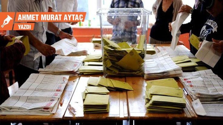 Oy vermek demokrasinin iman etme biçimidir