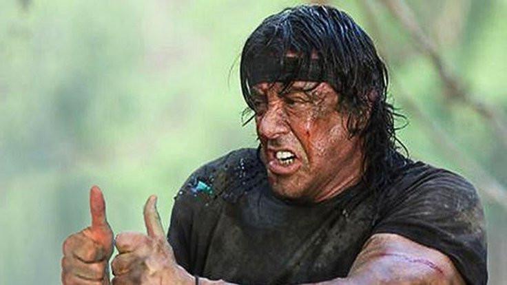 Rambo, kartele karşı!
