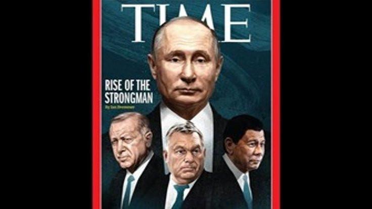 Erdoğan, Time'ın kapağında
