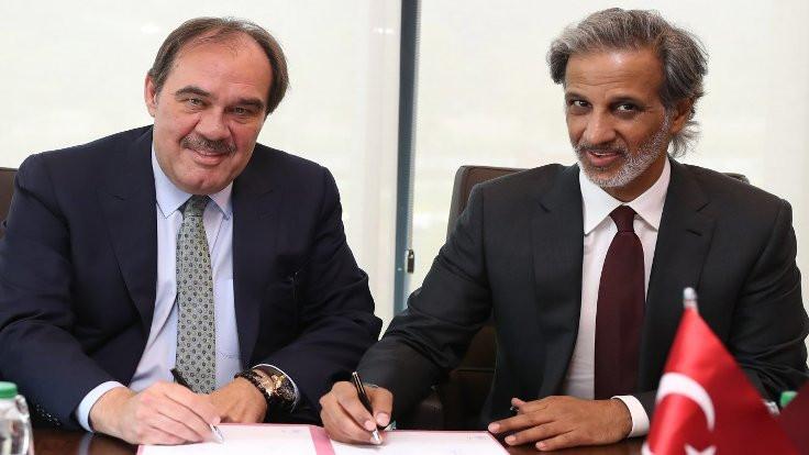 TFF Katar'la anlaşma imzaladı