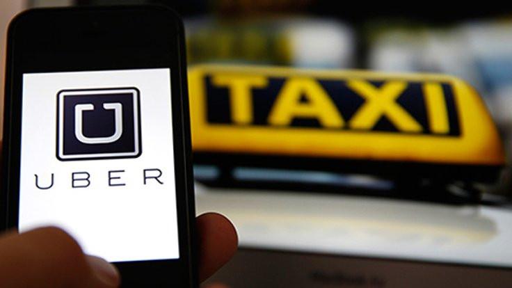 Uber yolcusuna para cezası