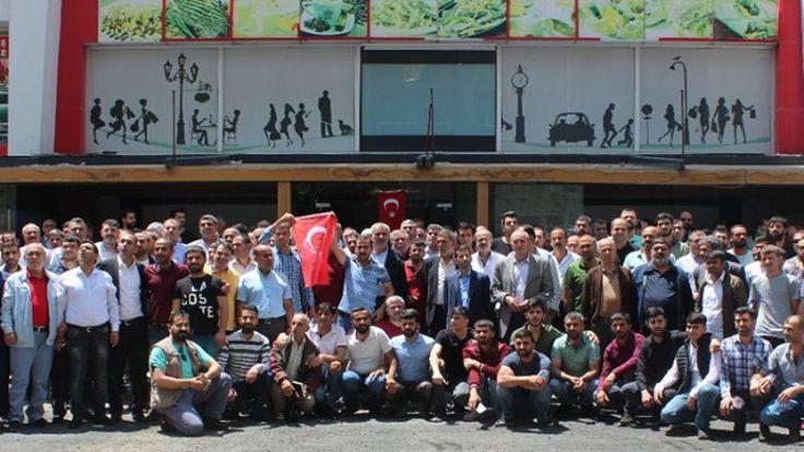 Zazalardan AK Parti adaylarına tepki
