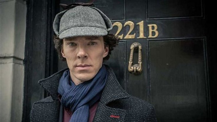 'Sherlock Holmes' kahraman!