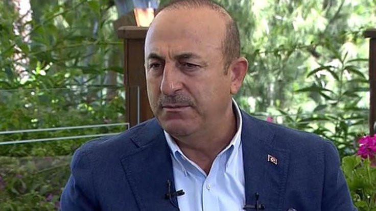 Çavuşoğlu: Öksüz iddiası AA'ya yapılan ihbar