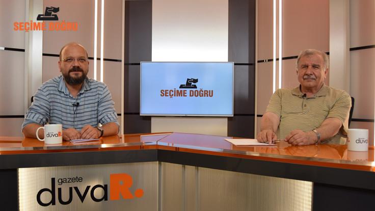 'AKP meselelerin içine fazla dolanmış görünüyor'