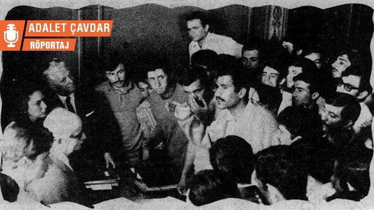 'Gezi bir isyandı, 68 ise hareket!'