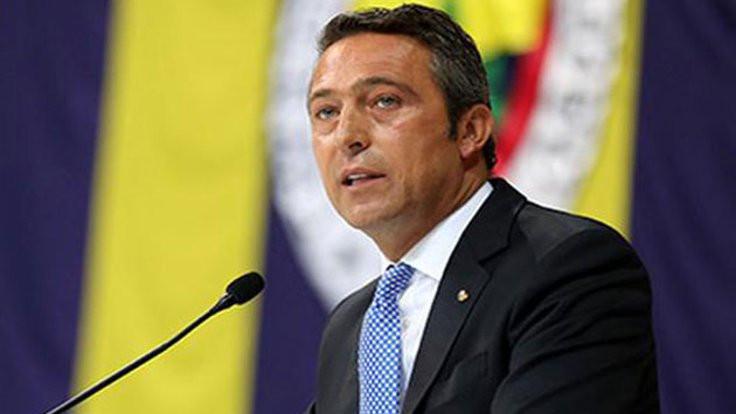 Ali Koç'tan Altınordu'ya yayın hakkı jesti