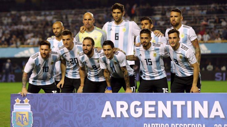 Arjantinli futbolcular hocalarını istemedi!