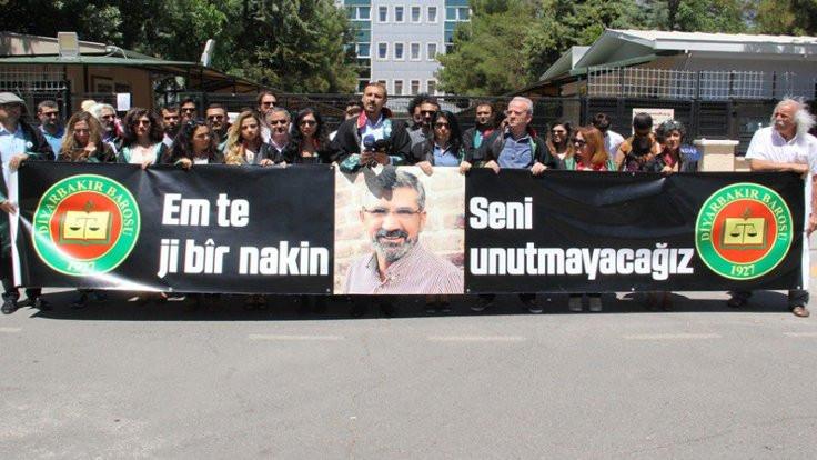 Diyarbakır Barosu'na destek