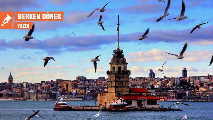 İstanbul'a dair lezzetli bir yolculuk!