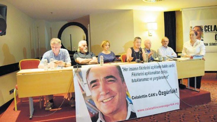 'Yürütmenin müdahalesi nedeniyle Can tutuklu'