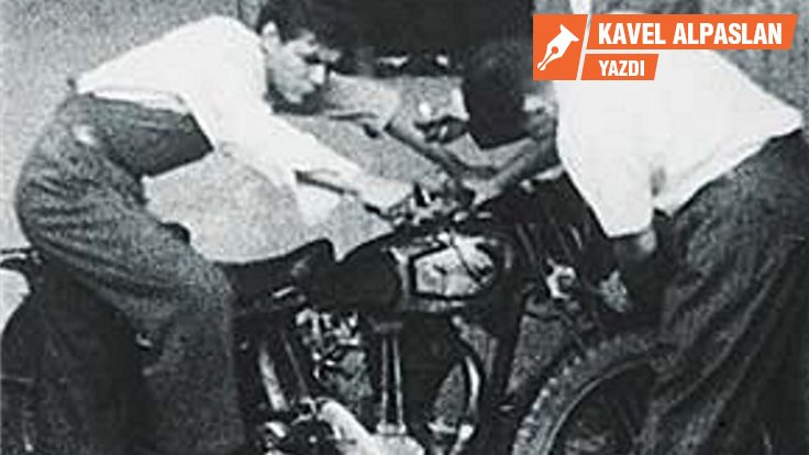 Che'nin 'motosiklet günlüğü'nde bugün ne yazıyor?
