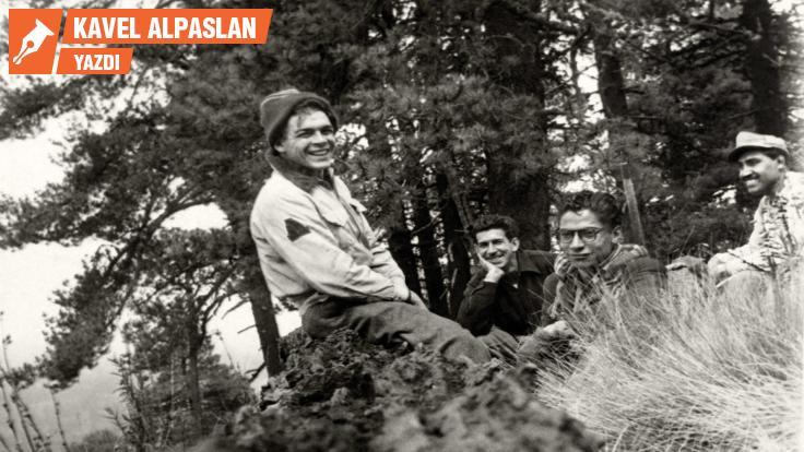 Che ve Alberto İnka yolunda!