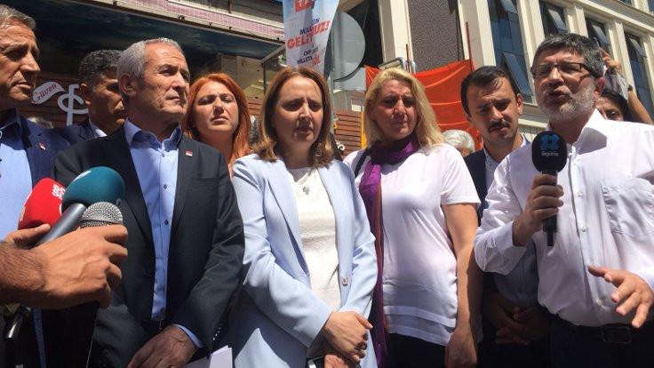 Soylu'nun açıklamaları Ankara'da protesto edildi