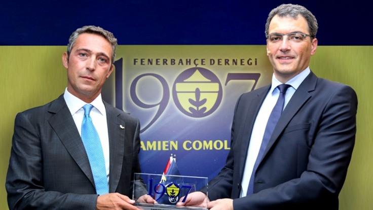 Damien Comolli, İstanbul'a geliyor