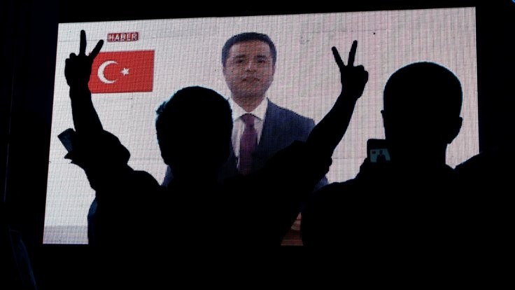 Yurtdışı oylarında Demirtaş sürprizi!