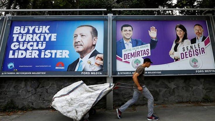 'Hapishane hücremden Erdoğan'a karşı duruyorum'