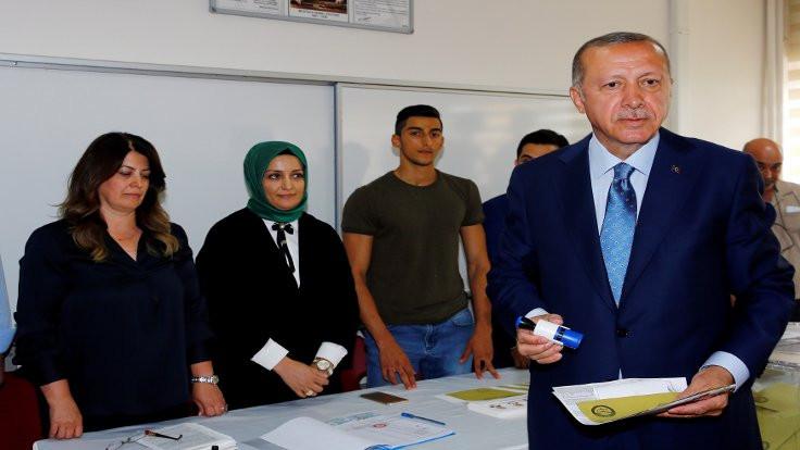 Erdoğan'ın sandığında Demirtaş'a 9 oy