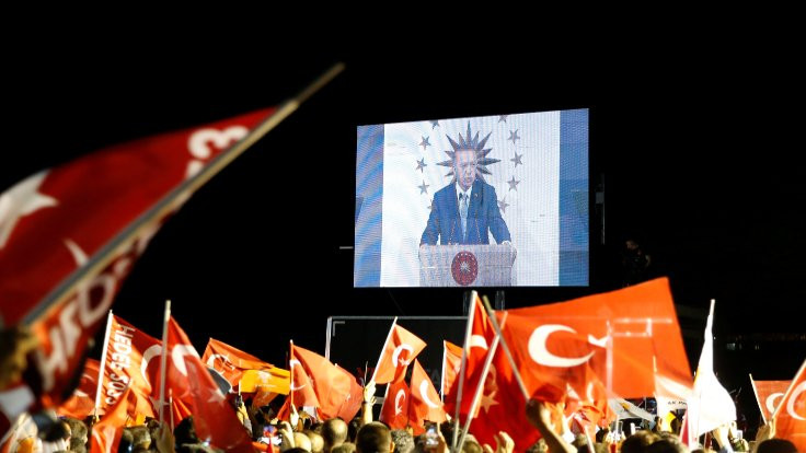 Erdoğan: Mesaj gayet açıktır